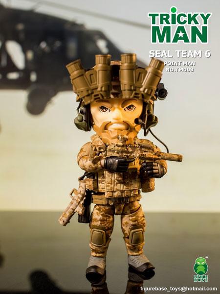 TM003 TRICKYMAN - SEALチーム6 ポイントマン