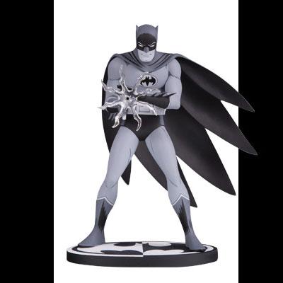 『DCコミックス』 ブラック&ホワイト バットマン By 桑田次郎