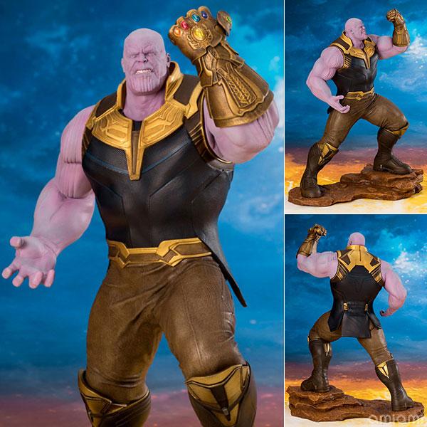 ARTFX+ Avengers: Infinity War サノス-INFINITY WAR- 1/10 簡易組立キット[コトブキヤ]《在庫切れ》