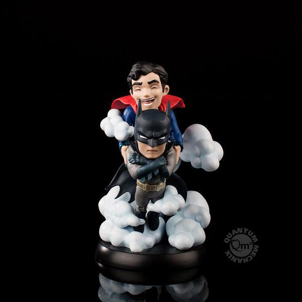 Qポップ マックス/ ワールズファイネスト: バットマン&スーパーマン PVCフィギュア[クアンタム・メカニックス]《07月仮予約》