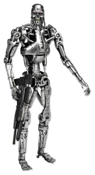 ターミネーター/ T-800 エンドスケルトン 7インチ アクションフィギュア(再販)[ネカ]《09月仮予約》