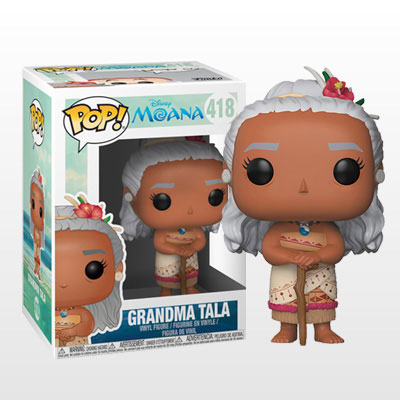 ポップ! 『ディズニー』「モアナと伝説の海」タラおばあちゃん