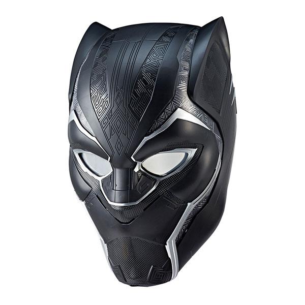 『ブラックパンサー』 ハズブロ レプリカ 「レジェンド」ブラックパンサー ヘルメット[ハズブロ]《在庫切れ》