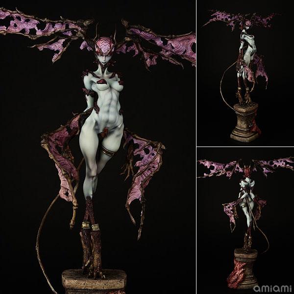 デビルマンレディー~The Extreme Devil~ 完成品フィギュア[オルカトイズ]《発売済・在庫品》