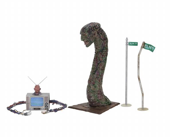 エルム街の悪夢/ 7インチ アクションフィギュア シリーズ: 惨劇の館 デラックス アクセサリーパック[ネカ]《在庫切れ》