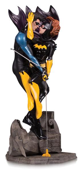 『DCコミックス』 DC スタチュー 「デザイナーシリーズ」ナイトウィング&バットガール Byライアン・ソック