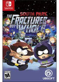 Nintendo Switch 北米版 South Park The Fractured But Whole[ユービーアイソフト]《在庫切れ》