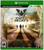 Xbox One 北米版 State of Decay 2[マイクロソフト]《取り寄せ※暫定》