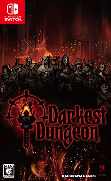 Nintendo Switch Darkest Dungeon[角川ゲームス]【送料無料】《取り寄せ※暫定》