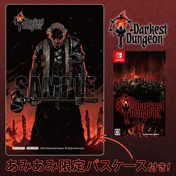 【あみあみ限定特典】Nintendo Switch Darkest Dungeon[角川ゲームス]【送料無料】《発売済・在庫品》