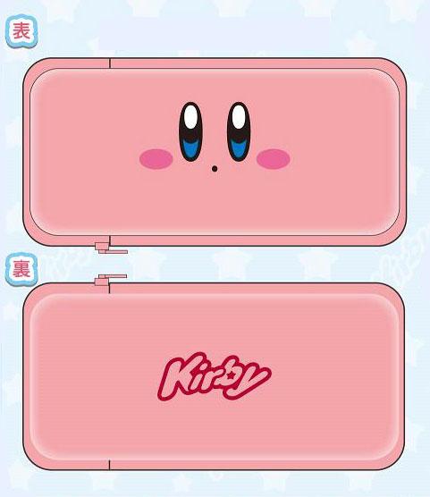 星のカービィ Nintendo Switch専用 ソフトポーチ [ピンク][タカラトミーアーツ]《10月予約》