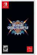 Nintendo Switch 北米版 BlazBlue Cross Tag Battle[アークシステムワークス]《在庫切れ》
