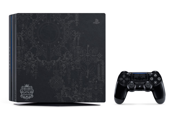 PlayStation4 Pro KINGDOM HEARTS III LIMITED EDITION[SIE]【送料無料】《01月予約》