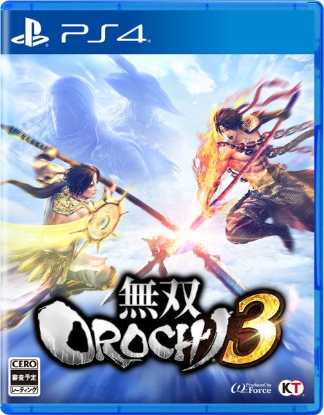 【特典】PS4 無双OROCHI3 通常版[コーエーテクモゲームス]《在庫切れ》