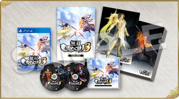 【特典】PS4 無双OROCHI3 プレミアムBOX[コーエーテクモゲームス]《在庫切れ》