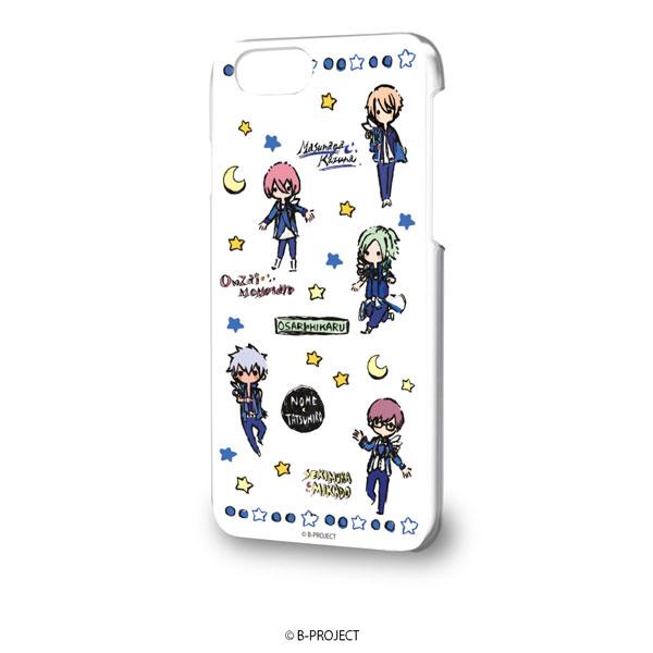 ハードケース(iPhone6/6s/7/8兼用)「B-PROJECT」03/MooNs(グラフアートデザイン)[A3]《在庫切れ》