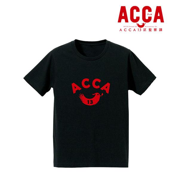 ACCA13区監察課 Tシャツ(マークver.)/レディース(サイズ/L)[アルマビアンカ]《在庫切れ》