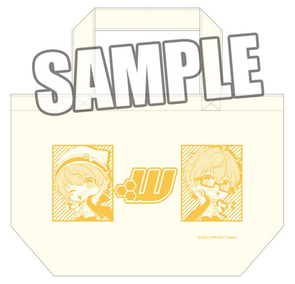 TVアニメ アイドルマスター SideM ミニトートバッグ「W」[ブロッコリー]《在庫切れ》