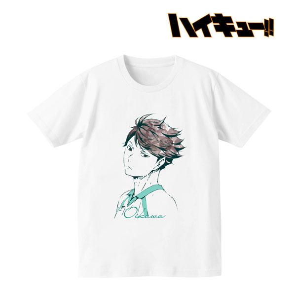 ハイキュー!! Ani-ArtTシャツ(及川徹)/レディース(サイズ/XL)[アルマビアンカ]《在庫切れ》