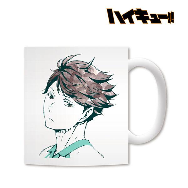 ハイキュー!! Ani-Artマグカップ(及川徹)(再販)[アルマビアンカ]《在庫切れ》