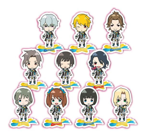 アイドルマスターSideM アクリルスタンドコレクション D 10個入りBOX[エンスカイ]《在庫切れ》