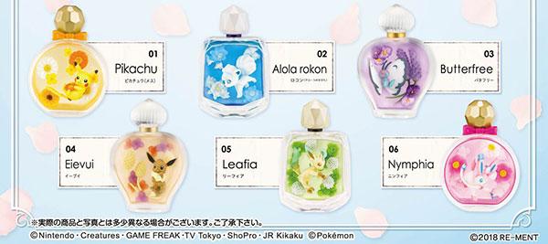 ポケットモンスター Petite Fleur 6個入りBOX (食玩)(再販)[リーメント]《07月予約》