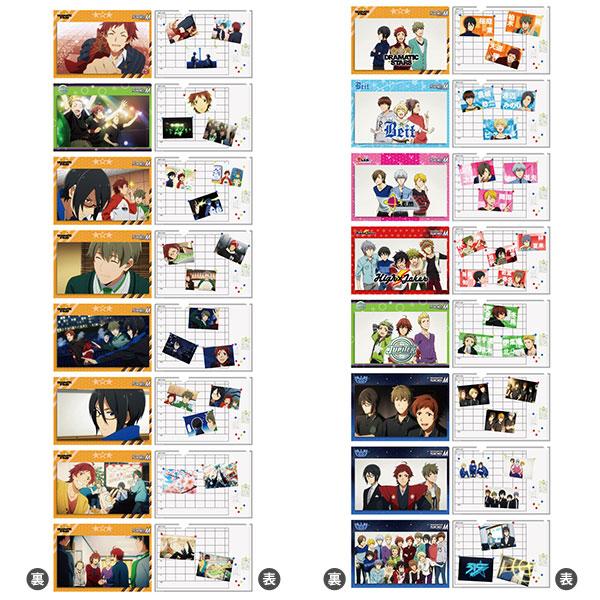 『アイドルマスター SideM』 コレクションクリアファイル 第二弾 16個入りBOX[amie]《発売済・在庫品》