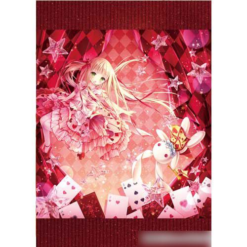 てぃんくる先生 描き下ろしB1タペストリー Alice in Starry Sky World[カーテン魂]《在庫切れ》