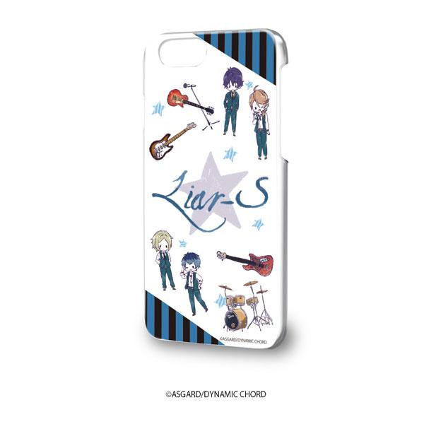 ハードケース(iPhone6/6s/7/8兼用)「DYNAMIC CHORD」02/Liar-S(グラフアートデザイン)[A3]《在庫切れ》