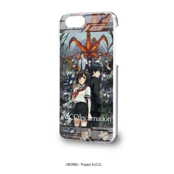 ハードケース(iPhone6/6s/7/8兼用)「A.I.C.O. Incarnation」01/キービジュアルデザイン[A3]《在庫切れ》