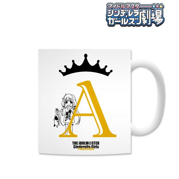 アイドルマスター シンデレラガールズ劇場 マグカップ(双葉杏)(再販)[アルマビアンカ]《10月予約》