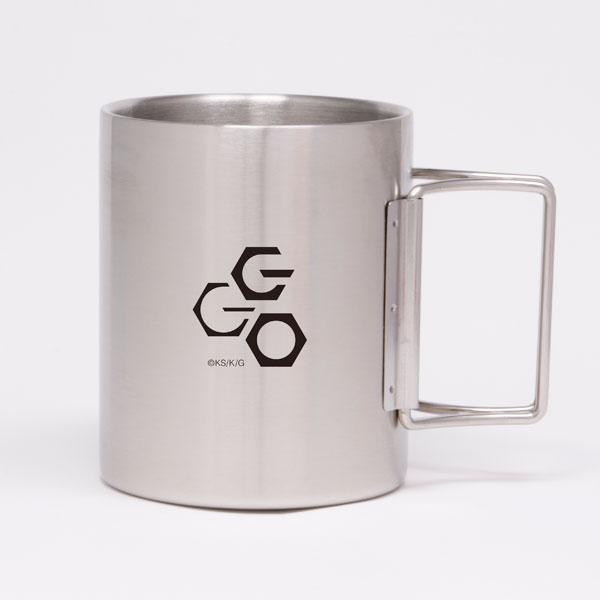 ソードアート・オンライン オルタナティブ ガンゲイル・オンライン GGO折りたたみステンレスマグカップ[グルーヴガレージ]《08月予約》