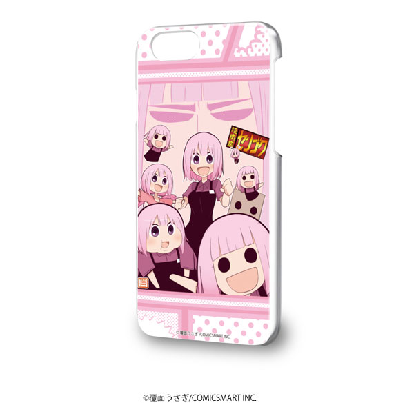ハードケース(iPhone6/6s/7/8兼用)「焼肉店センゴク」01/ヤエたくさん[A3]《在庫切れ》