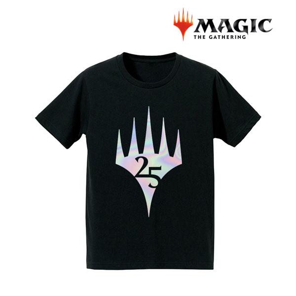 マジック:ザ・ギャザリング Tシャツ(25thロゴ)/メンズ(サイズ/L)(再販)[アルマビアンカ]《09月予約》