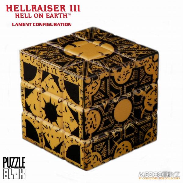 ヘルレイザー3/ ルマルシャン パズルボックス キューブ(再販)[メズコ]《10月仮予約》