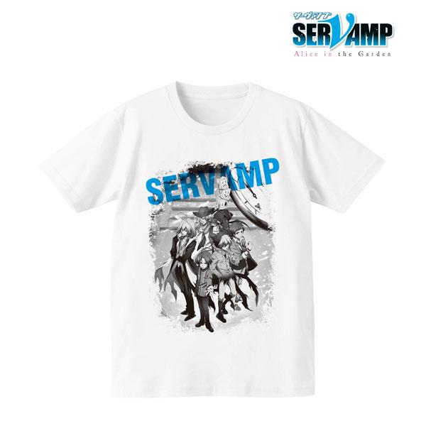 劇場版「SERVAMP-サーヴァンプ-」-Alice in the Garden- Tシャツ/メンズ(サイズ/M)[アルマビアンカ]《09月予約》