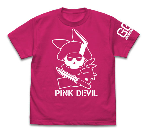 ガンゲイル・オンライン ピンクの悪魔 Tシャツ/TROPICAL PINK-M(再販)[コスパ]《12月予約》