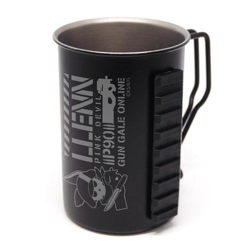 ガンゲイル・オンライン レン ミリタリーマグカップ(再販)[コスパ]《09月予約》