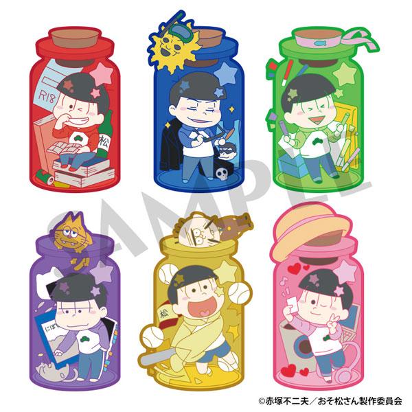 きゃらとりあ おそ松さん 6個入りBOX アニメ・キャラクターグッズ新作情報・予約開始速報