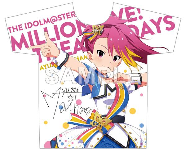 アイドルマスター ミリオンライブ! フルカラーTシャツ 舞浜歩 ヌーベル・トリコロール ver.[Gift]【送料無料】《在庫切れ》