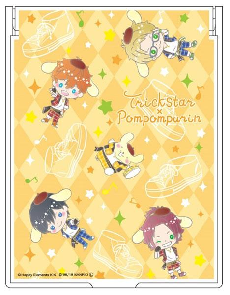 あんさんぶるスターズ!×サンリオキャラクターズ ミラー Trickstar×POMPOMPURIN[コンテンツシード]《在庫切れ》