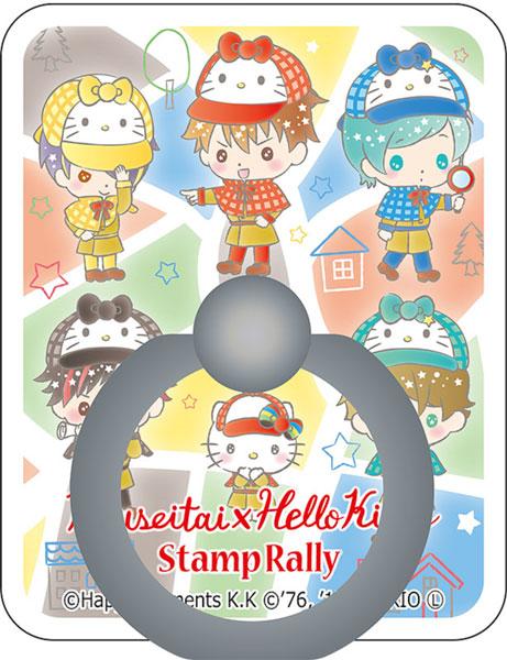 あんさんぶるスターズ!×サンリオキャラクターズ スマホリング 流星隊×HELLO KITTY[コンテンツシード]《在庫切れ》