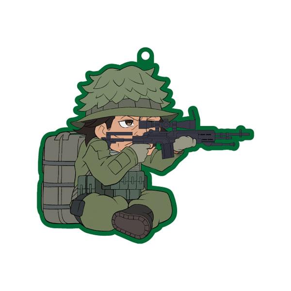 ソードアート・オンライン オルタナティブ ガンゲイル・オンライン Battle Style ラバーストラップ エム[グルーヴガレージ]《11月予約》