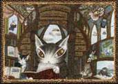 ジグソーパズル わちふぃーるど 理想の図書館 500ピース (05-1009)[やのまん]《在庫切れ》