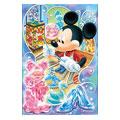 ジグソーパズル プチライト ディズニー グラスアーティスト 99ピース (99-449)[やのまん]《発売済・在庫品》