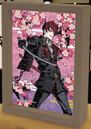 ジグソーパズル プリズムアートプチ 刀剣乱舞-ONLINE- 大包平(桜) 70ピース (97-191)[やのまん]《発売済・在庫品》