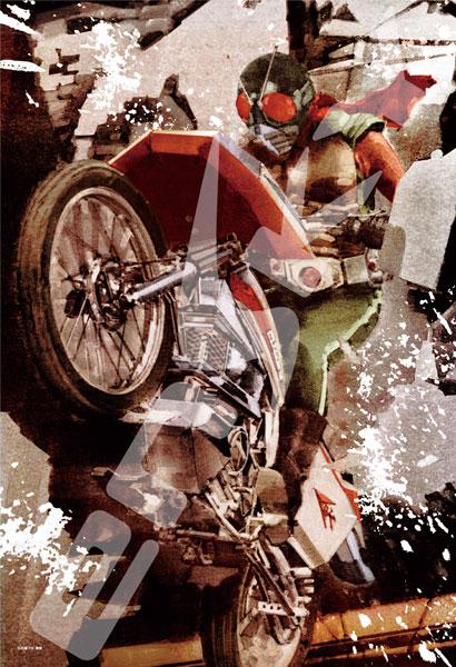 ジグソーパズル 仮面ライダーシリーズ 菅原芳人WORKS 空駆ける英雄 300ピース (300-1356)[エンスカイ]《発売済・在庫品》