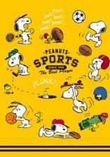 ジグソーパズル ピーナッツ スヌーピー スポーツ 108ピース (03-049)[エポック]《08月予約》