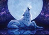 ジグソーパズル 西野健太郎(世界最小・光るパズル) 静寂の夜 2000SSピース (54-710)[エポック]《08月予約》