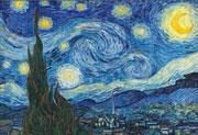 ジグソーパズル 世界の絵画(世界最小) 星月夜 1053SSピース (31-011)[エポック]《08月予約》